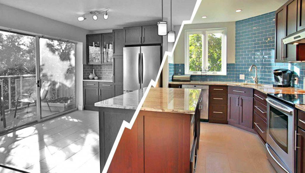 Cabinets Comparison